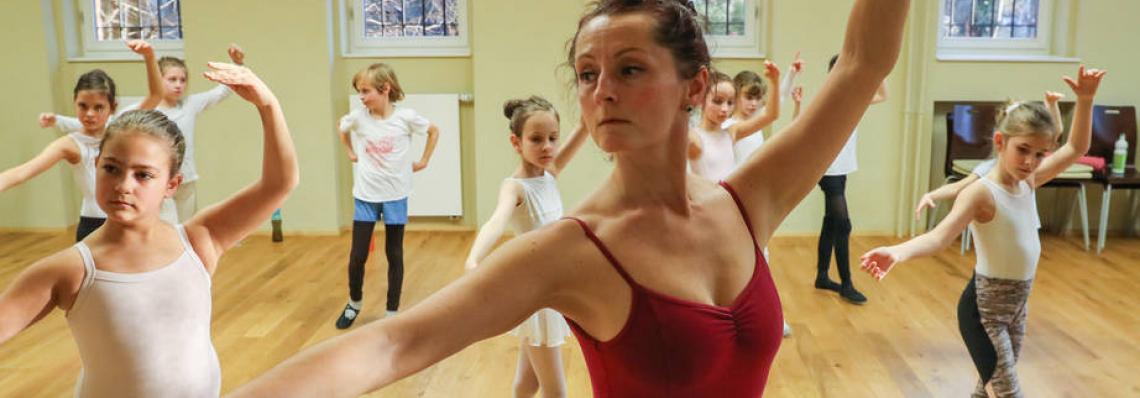 A bándi táncpedagógus hisz a művészet erejében és a sokszínűségben